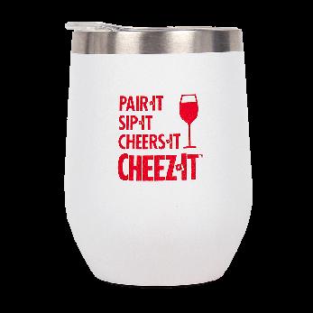 CHEEZ-IT® Wine Double Wall Tumbler