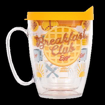 Tervis double wall coffee mug with Eggo logo