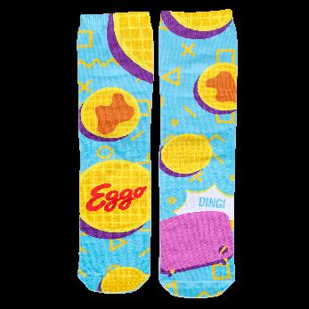 Eggo™ Ding! Socks