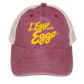L'Eggo My Eggo™ Unisex Vintage Trucker Cap