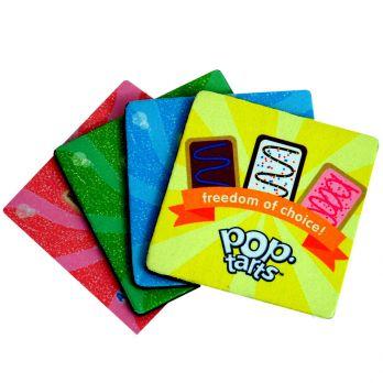 Pop-Tarts® Coaster Set Stack