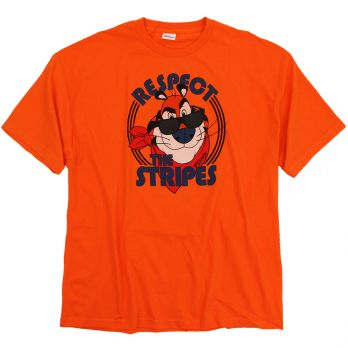 Tony the Tiger™ Respect the Stripes T-Shirt front view