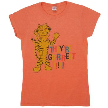 Old West Tony the Tiger™ Youth Tee front view