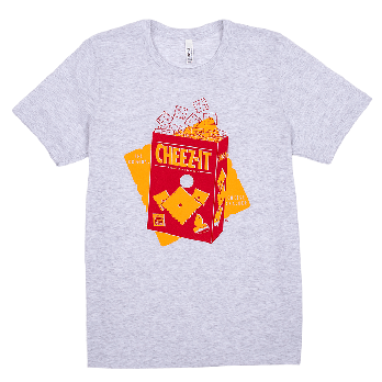 Cheez-It® Box Unisex Tee