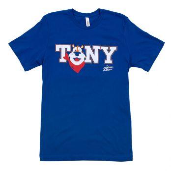 Tony Logo Unisex Tee
